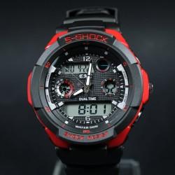 Reloj multifuncional en color negro