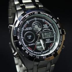 Reloj de Pulsera CQ rojo
