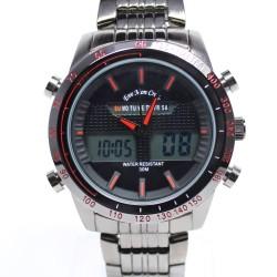 Reloj de Pulsera Geneva color blanco con strass