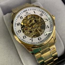 Reloj LED Modell Strada Weiss