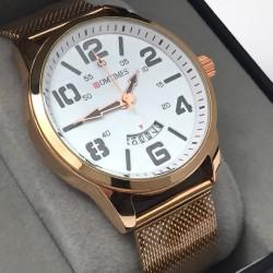 Reloj de Pulsera Modelo Lovemail blanco