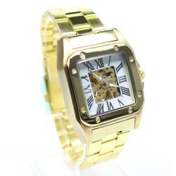 Reloj de Pulsera GT Sport negro/ amarillo