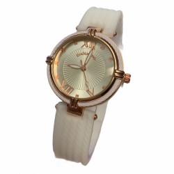 Reloj de Pulsera Geneva color blanco con azul