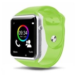 Reloj inteligente A-01 verde