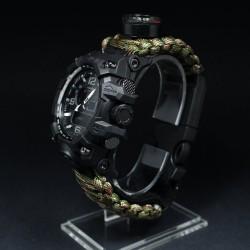 Reloj de Pulsera Geneva color negro