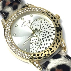 Reloj de Pulsera Leopardo