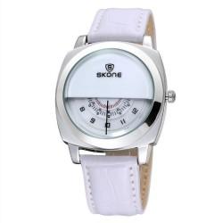Reloj de Pulsera Skone blanco
