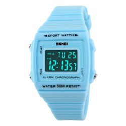 Reloj digital SKMEI 1136 Azul