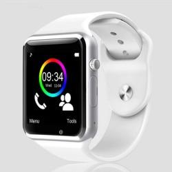 Reloj inteligente A-01 blanco