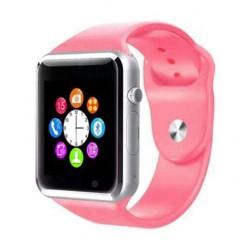 Reloj inteligente A-01 rosa