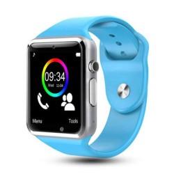 Reloj inteligente A-01 azul
