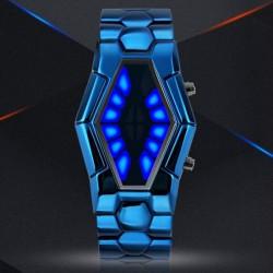 V6 Watch Silver