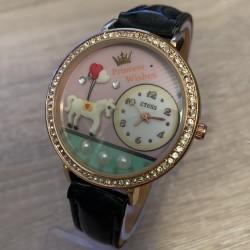 Reloj de Pulsera Geneva color fucsia