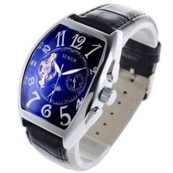 Reloj de Pulsera GT Line Silver/ Plata con esfera negra